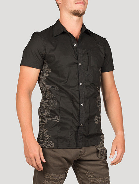 Abu Short Sleeves Shirt