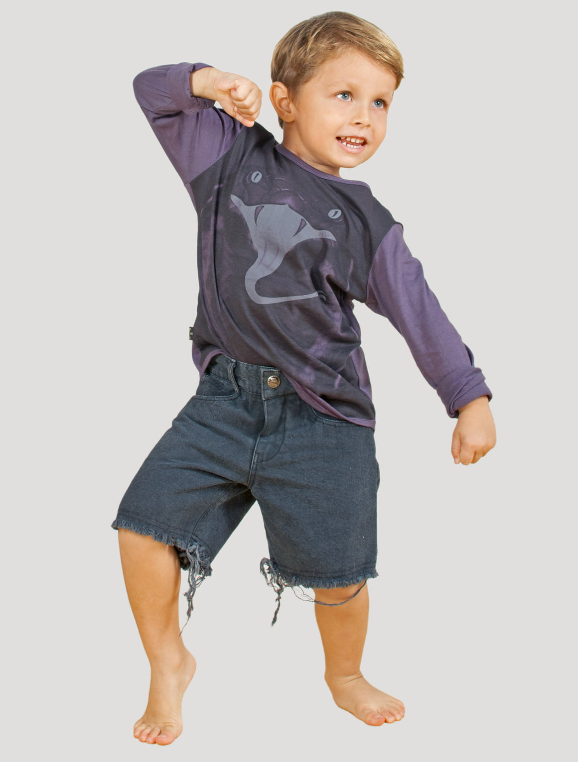 Boys Canvas Shorts