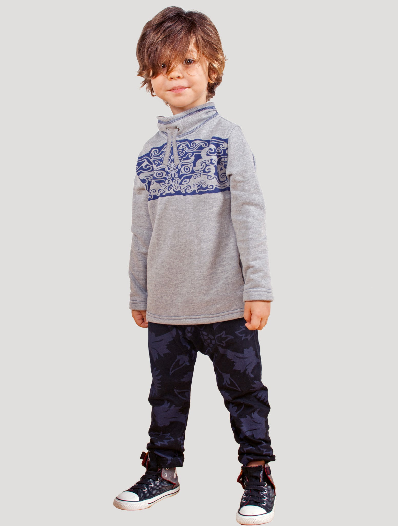 Butter Light Sweater (Kids)