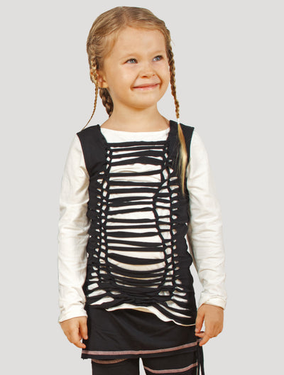 Braided Long Sleeves Top (Kids)