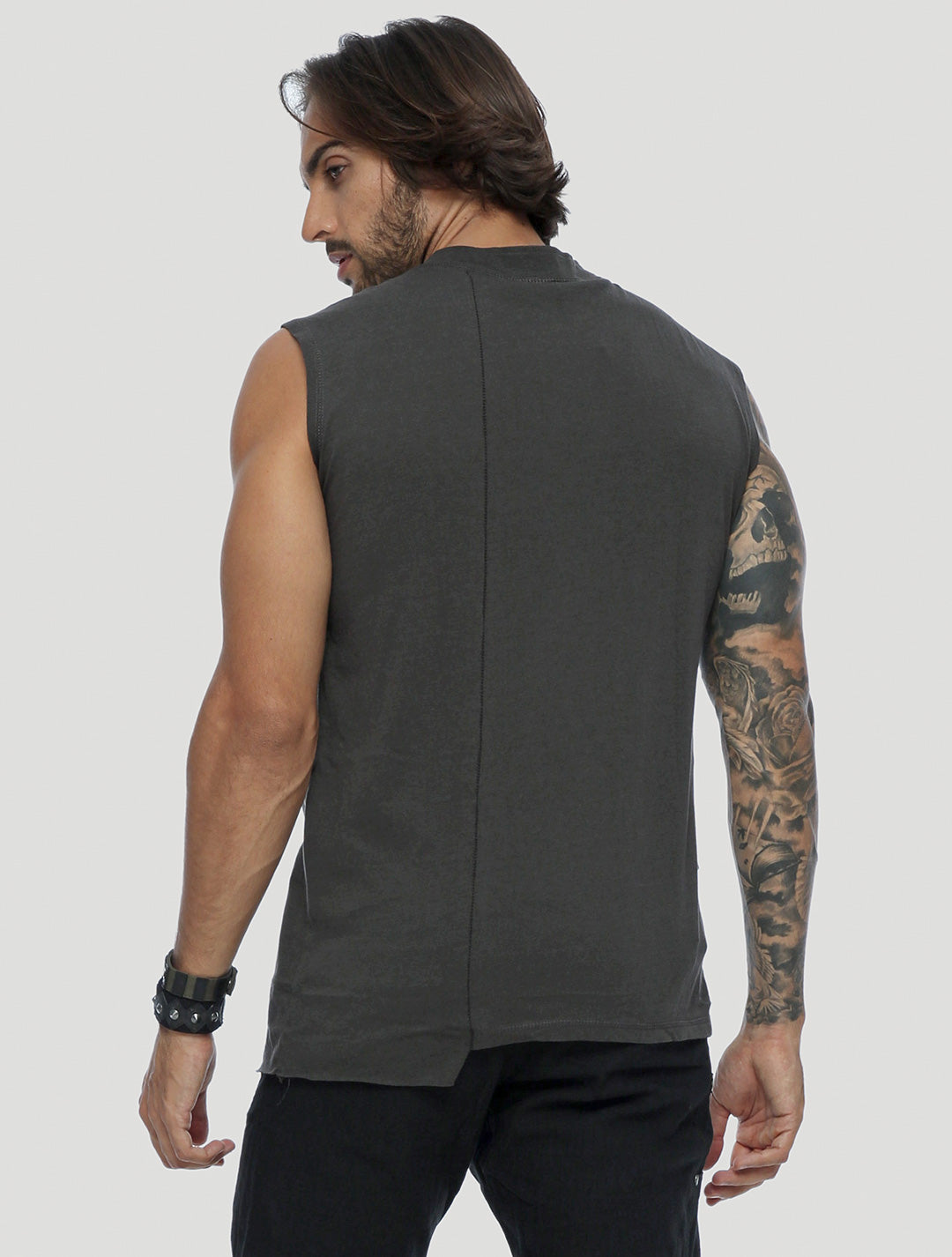 Blended Sleeveless Tee - Psylo