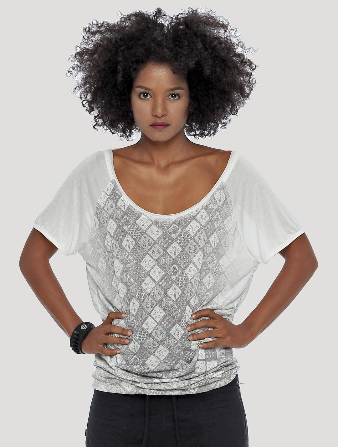 Batik Top - Psylo Fashion