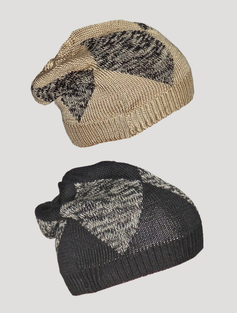 Cat's Eye Beanie