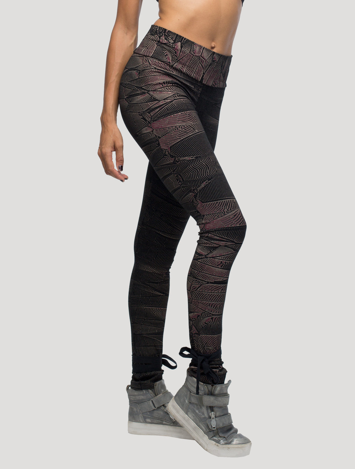 Crystal High Leggings