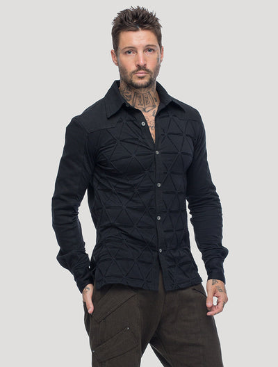 Chiden Long Sleeves Shirt