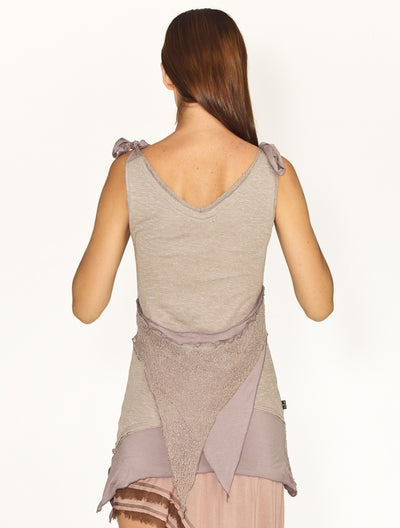 Chica Rmx' Adjustable Sleeveless Top