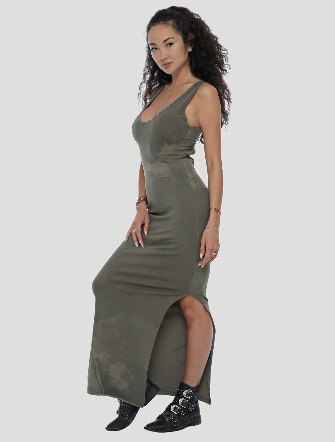 Calli Maxi Dress - Psylo Fashion
