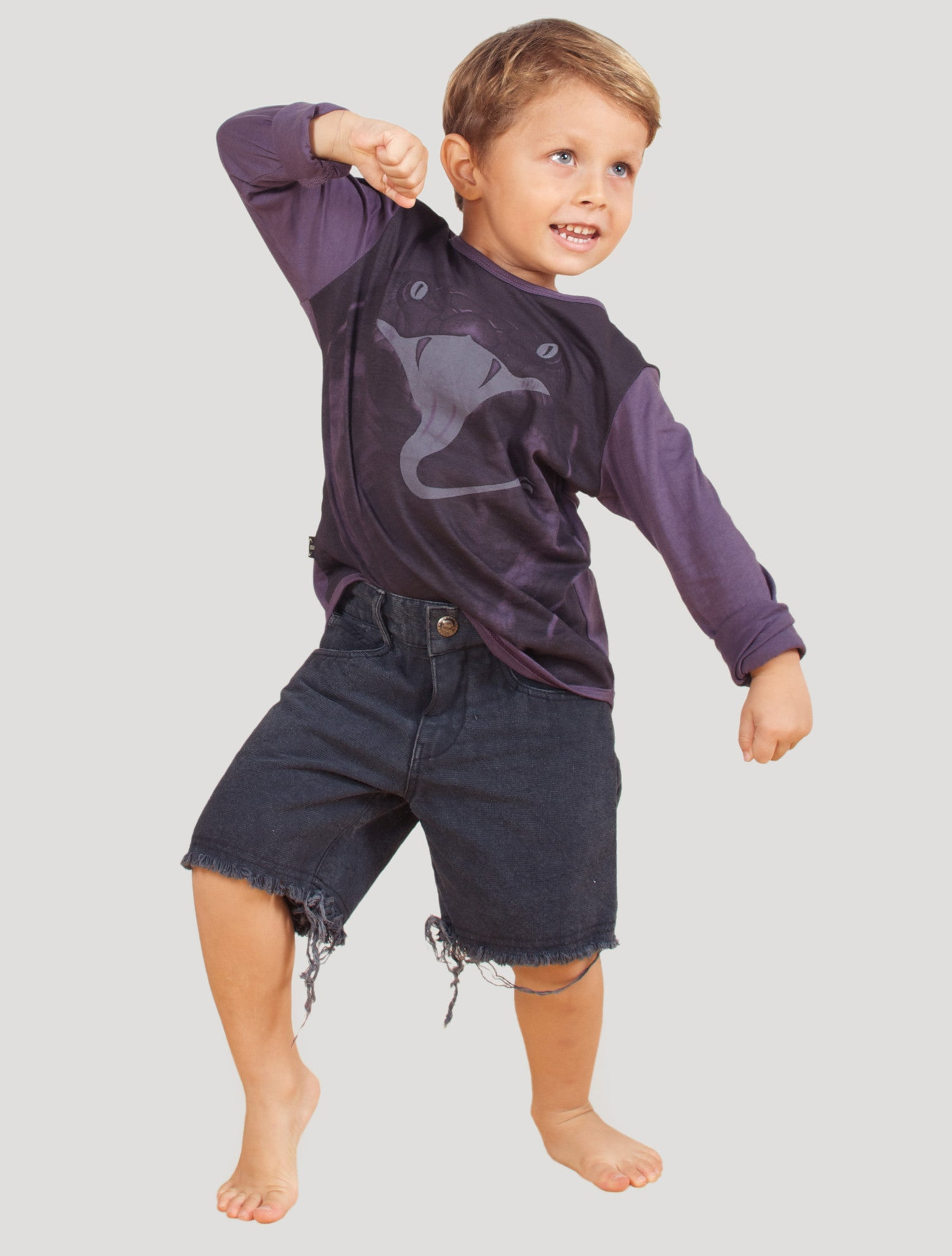 Cobra Long Sleeves Top (Kids)