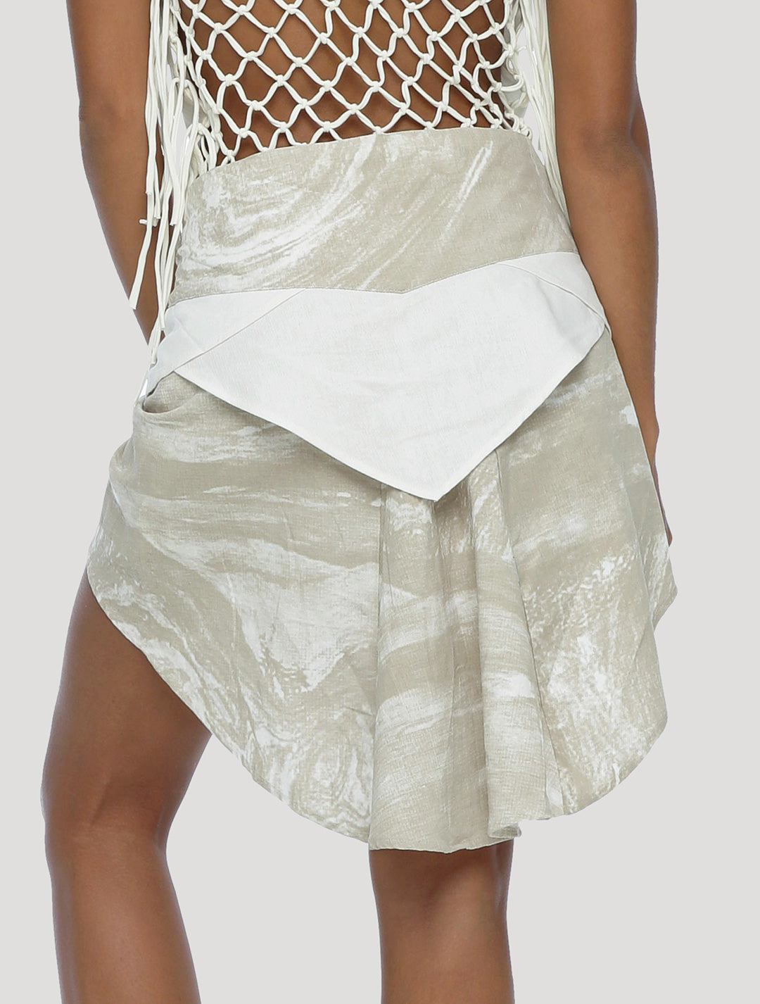 Chic Wraparound Skirt - Psylo Fashion