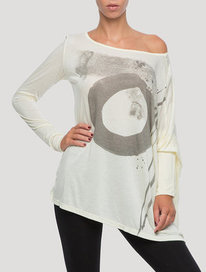 'Ensu' Long Sleeves Tunic