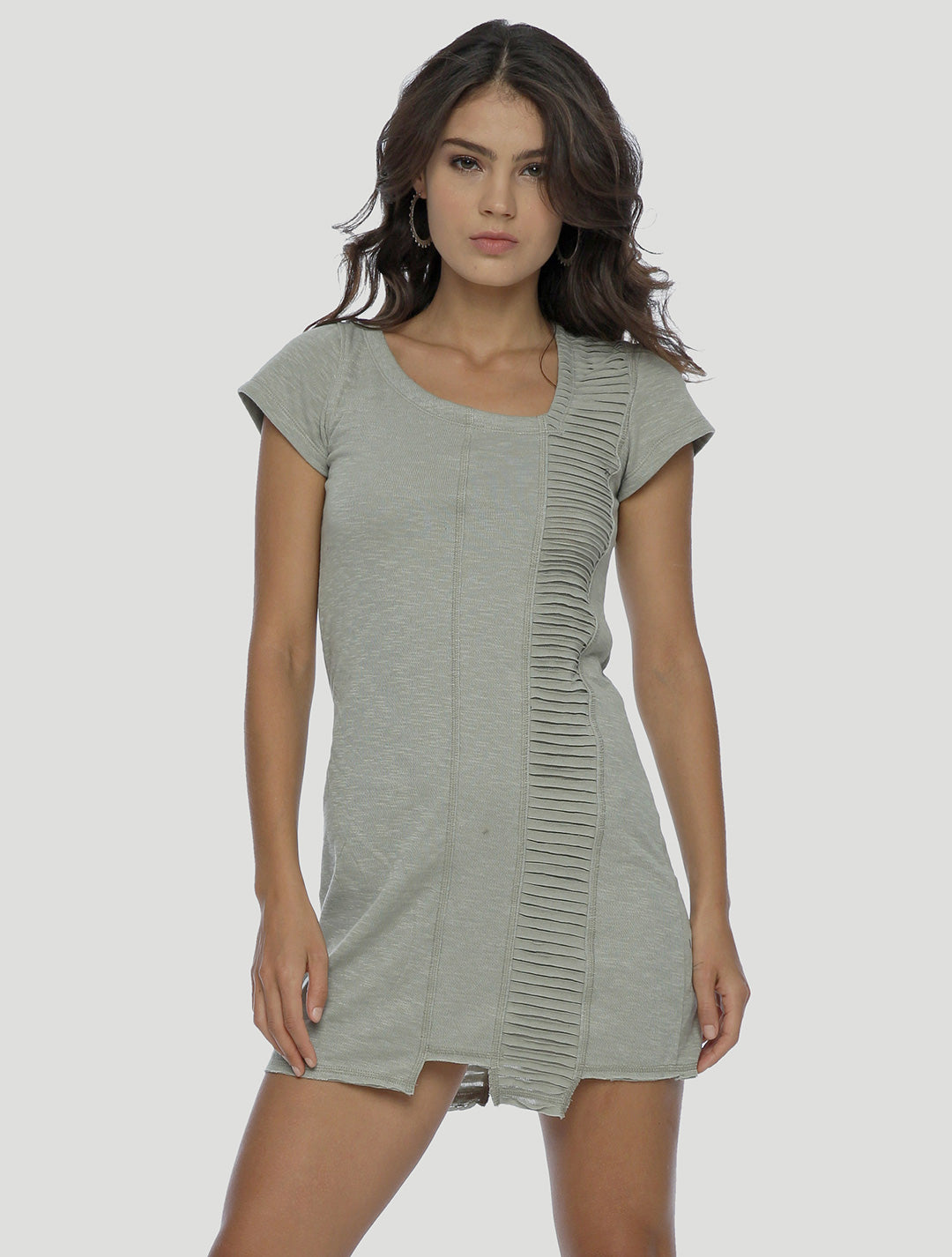 Freque Short Sleeves Tunic