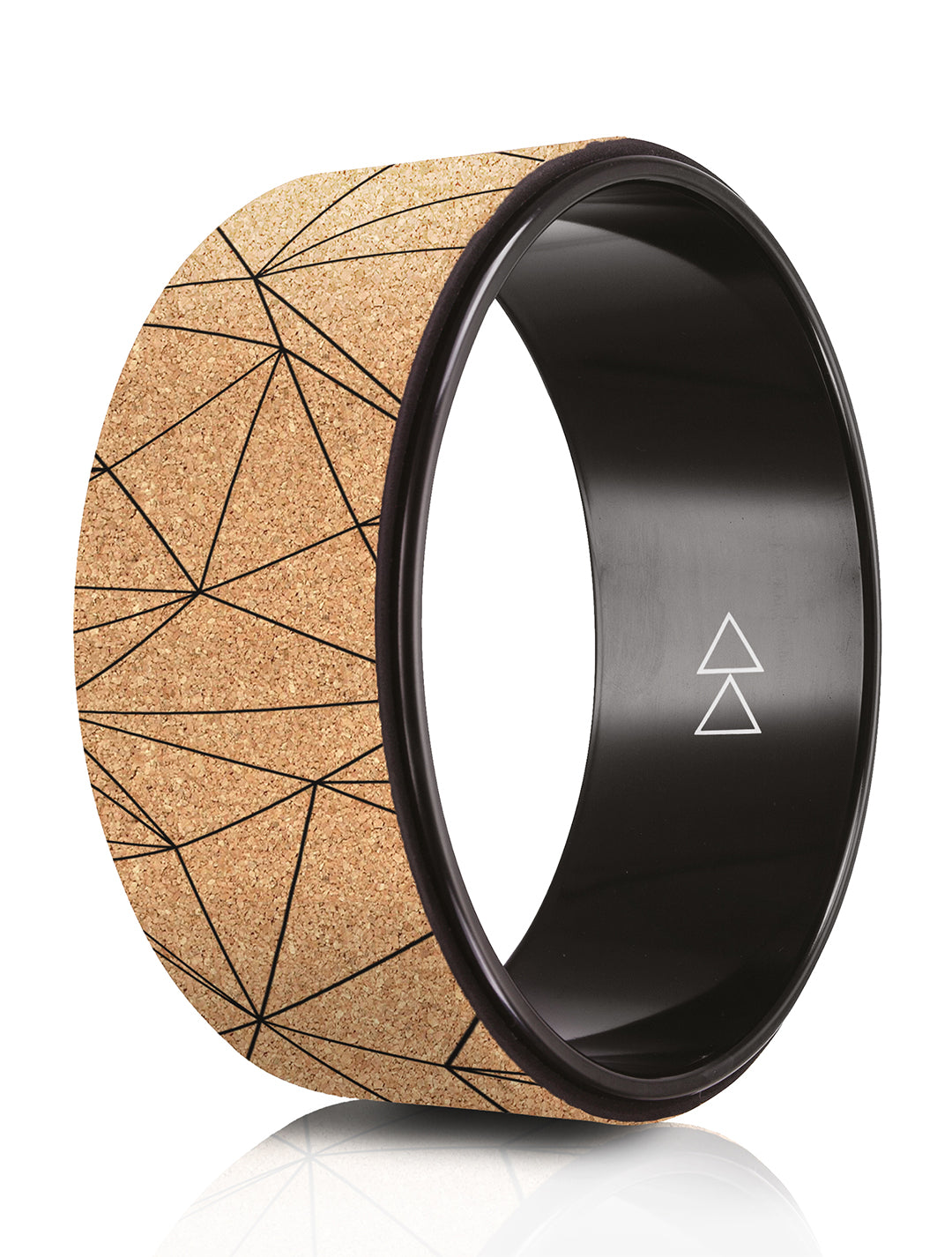 Geo Black Wheel by Yoga Design Lab - Psylo Fashion