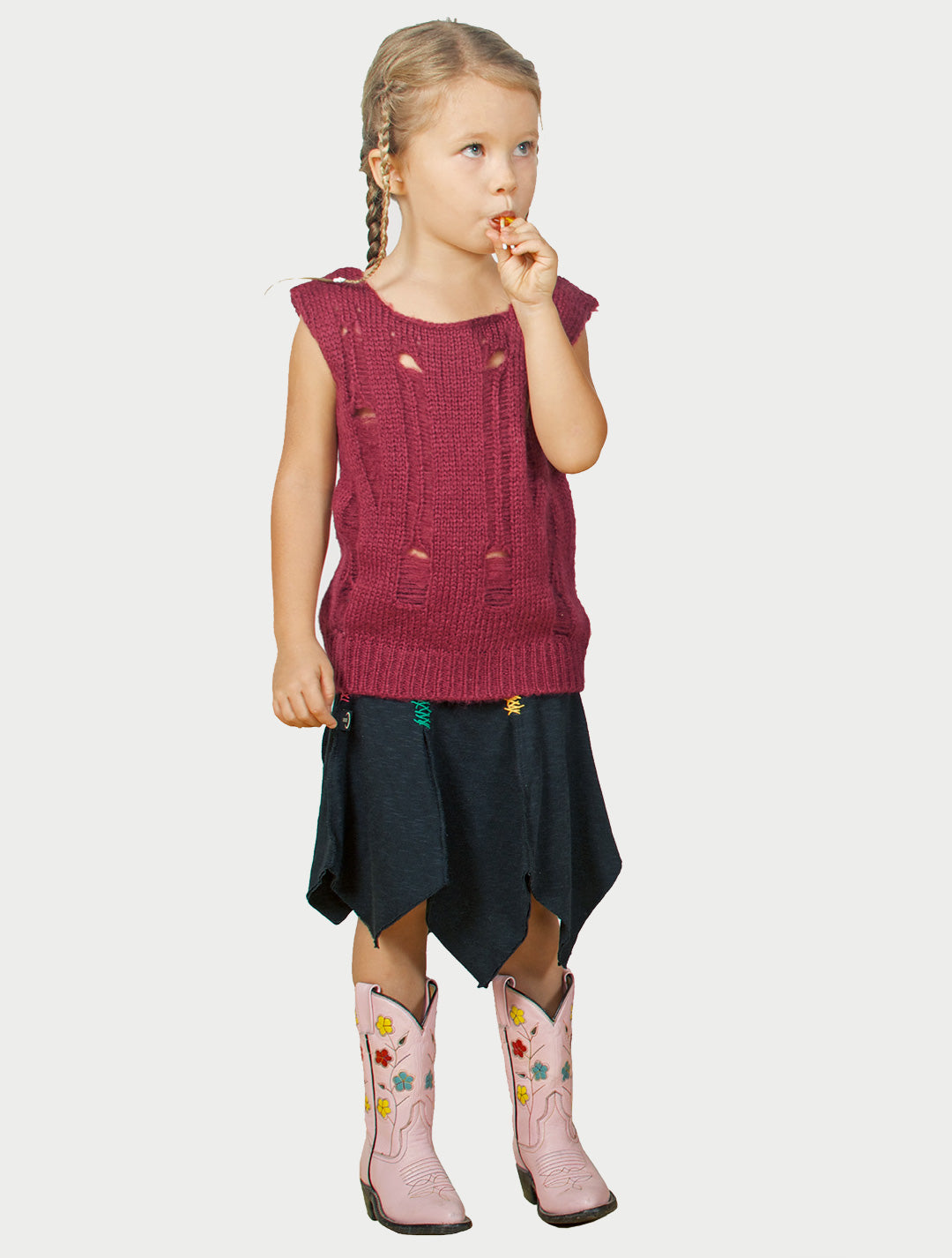 Mish Vest (Kids) - Psylo Fashion