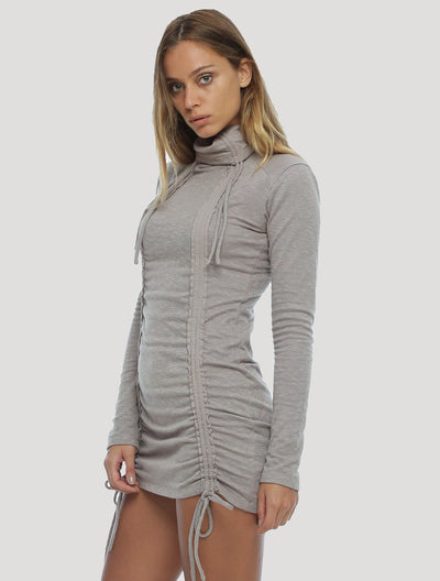 Kamer Long Sleeves Mini Dress