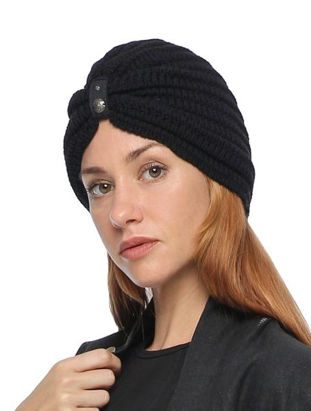 Knitted' Turban