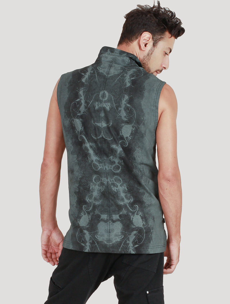 Moudy Sleeveless Shirt