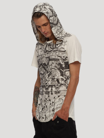 Playa Hooded Tee