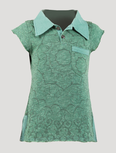 Polo Dress Short Sleeves (Kids)