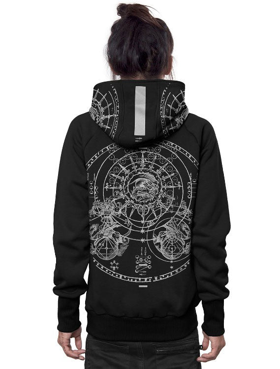 Obscure Hoodie Jacket By PlazmaLab