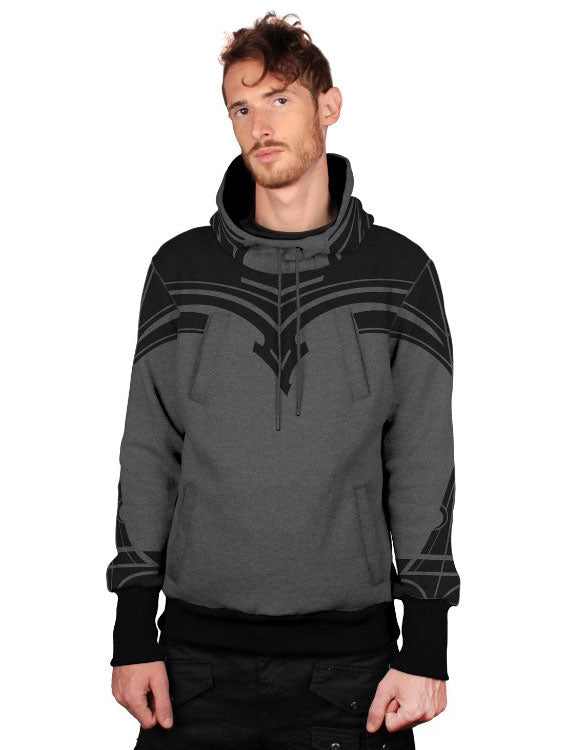 Armor Hoodie Sweater by PlazmaLab