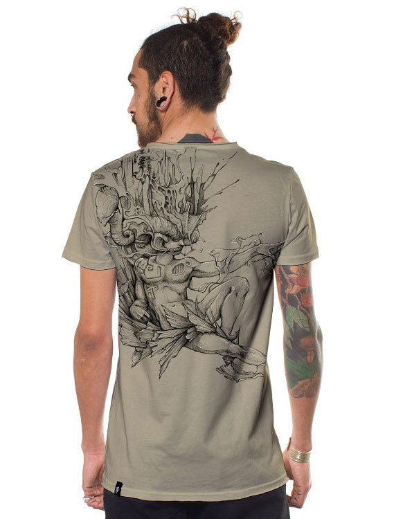 DMT father Tee by PlazmaLab - Psylo Fashion
