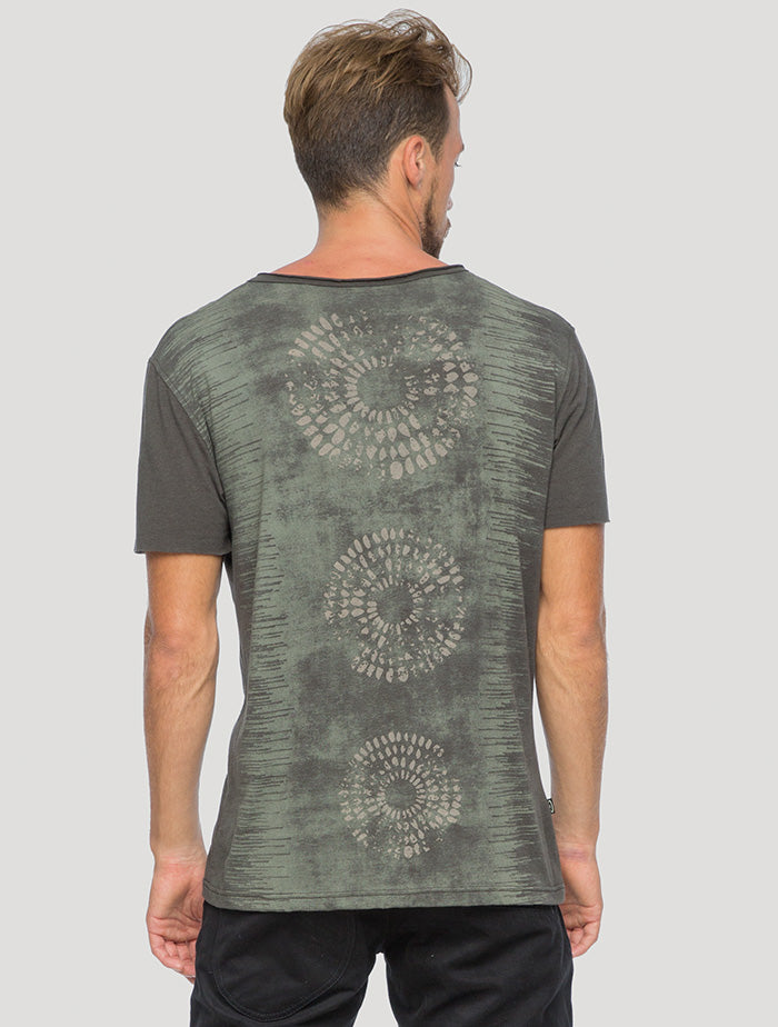 Subura Short Sleeves Tee - Psylo Fashion