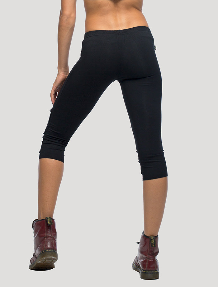 Short Leggings - Psylo Fashion