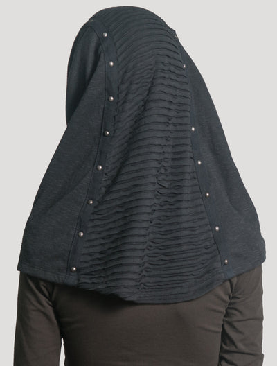 Straps Hooded Neckwarmer