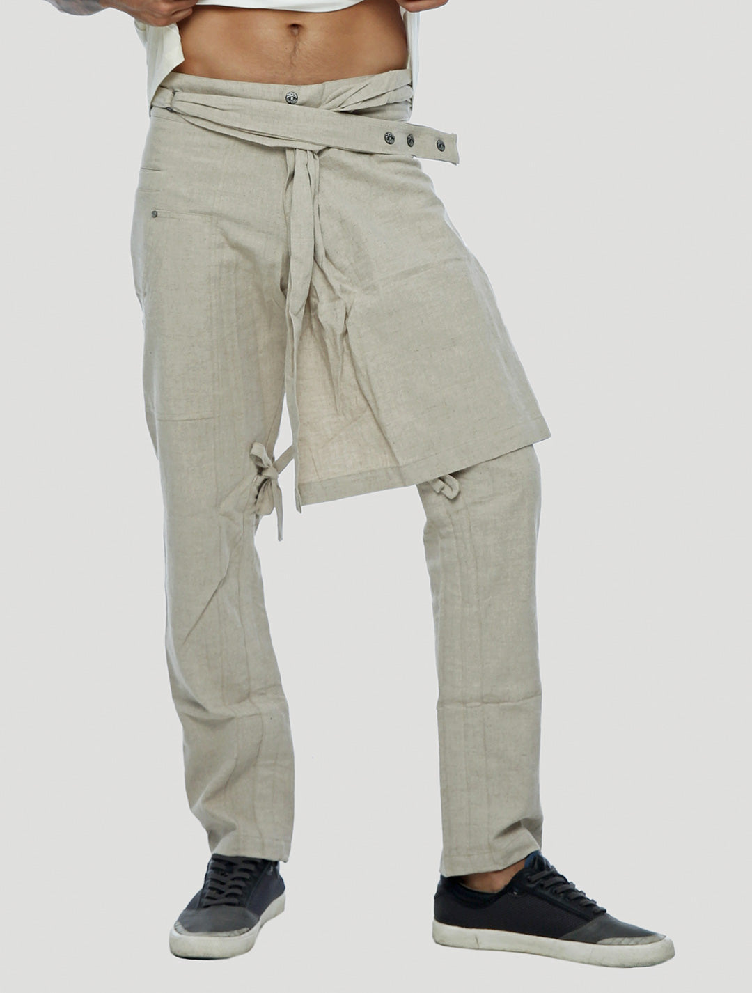 Skirted Pants - Psylo