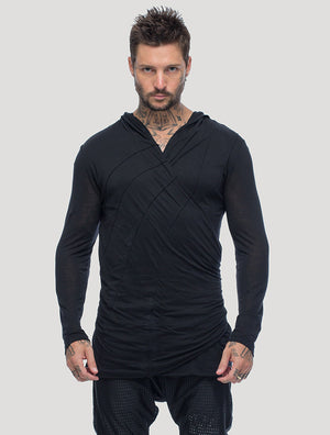 Samurai Long Sleeves Top