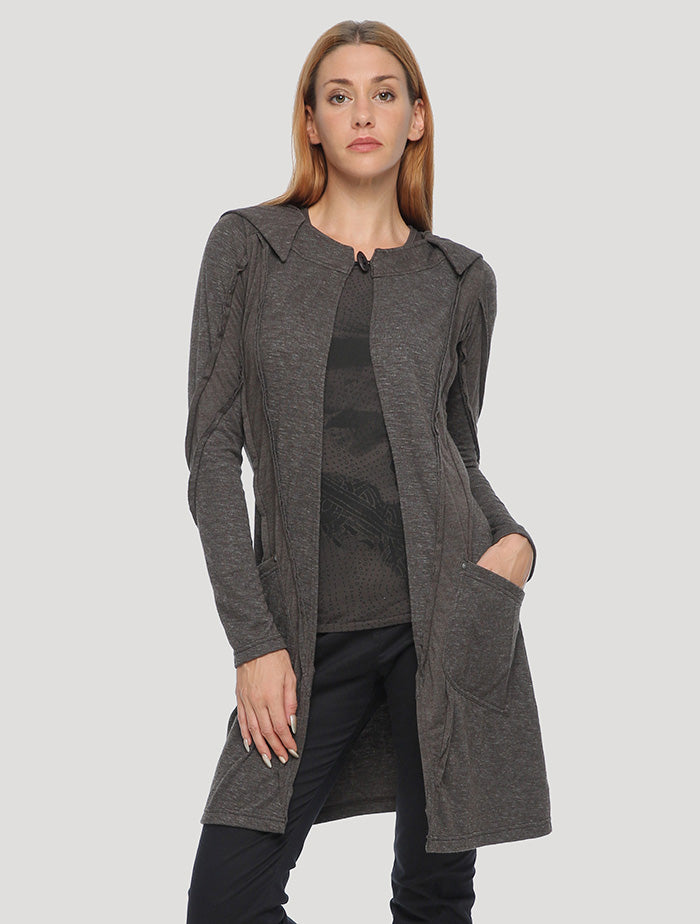 SoLong Hoodie Cardigan Jacket - Psylo Fashion