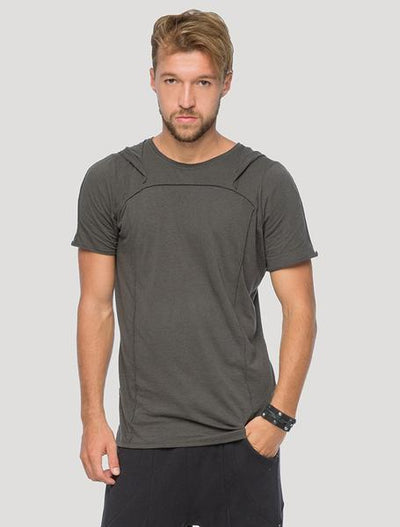 Shelter Short Sleeves Hoodie Tee