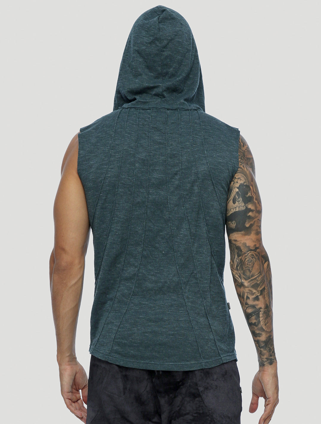Shemesh Sleeveless Hooded Tee