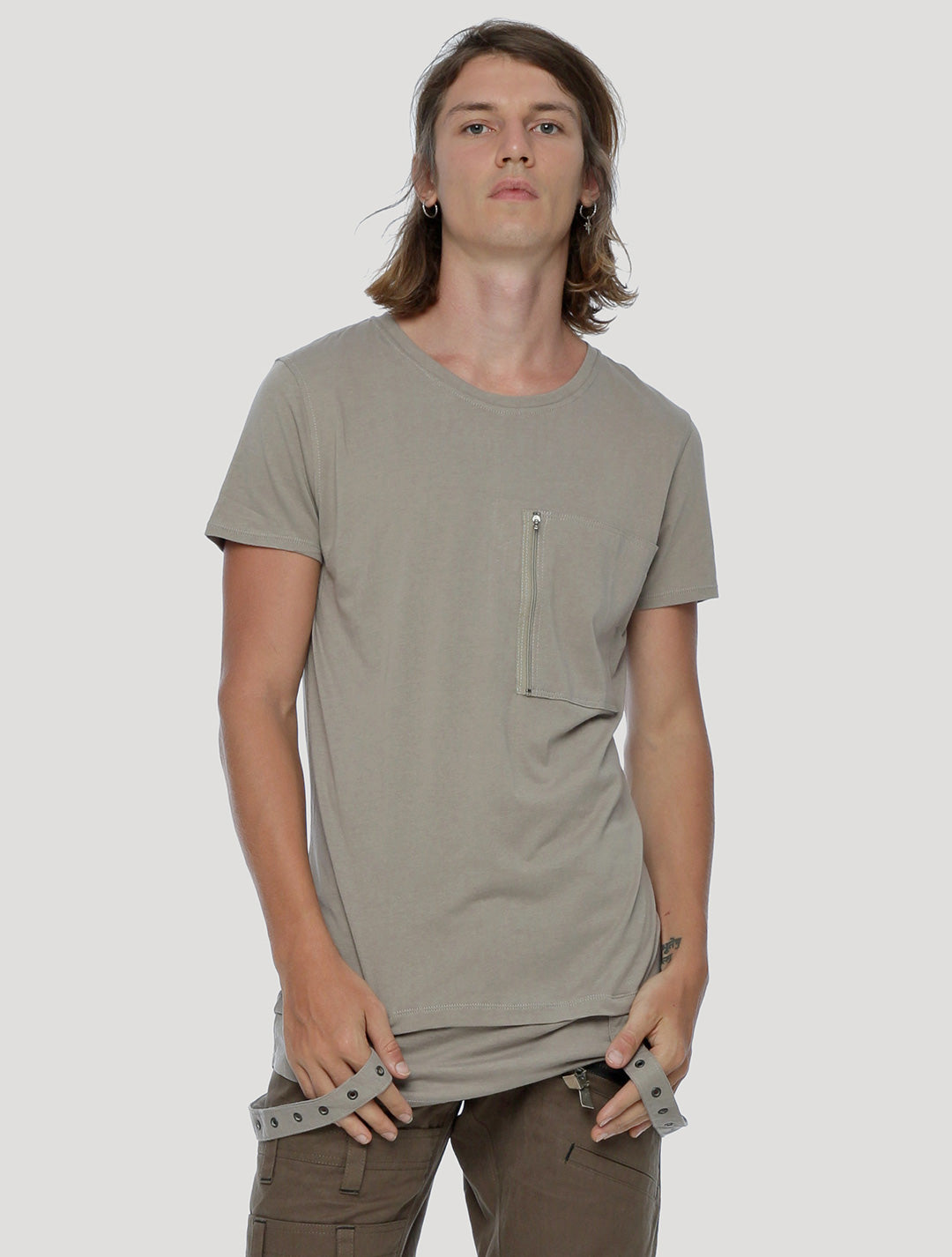 Sus Short Sleeves Tee - Psylo Fashion