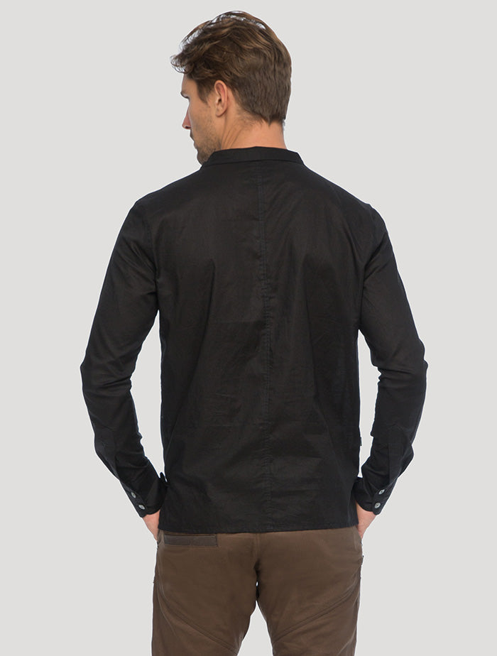 Tyr Long Sleeves Buttoned Shirt