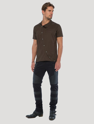 Tyr Short Sleeves Buttoned Shirt