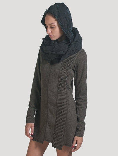 Tosca Hooded' Scarf