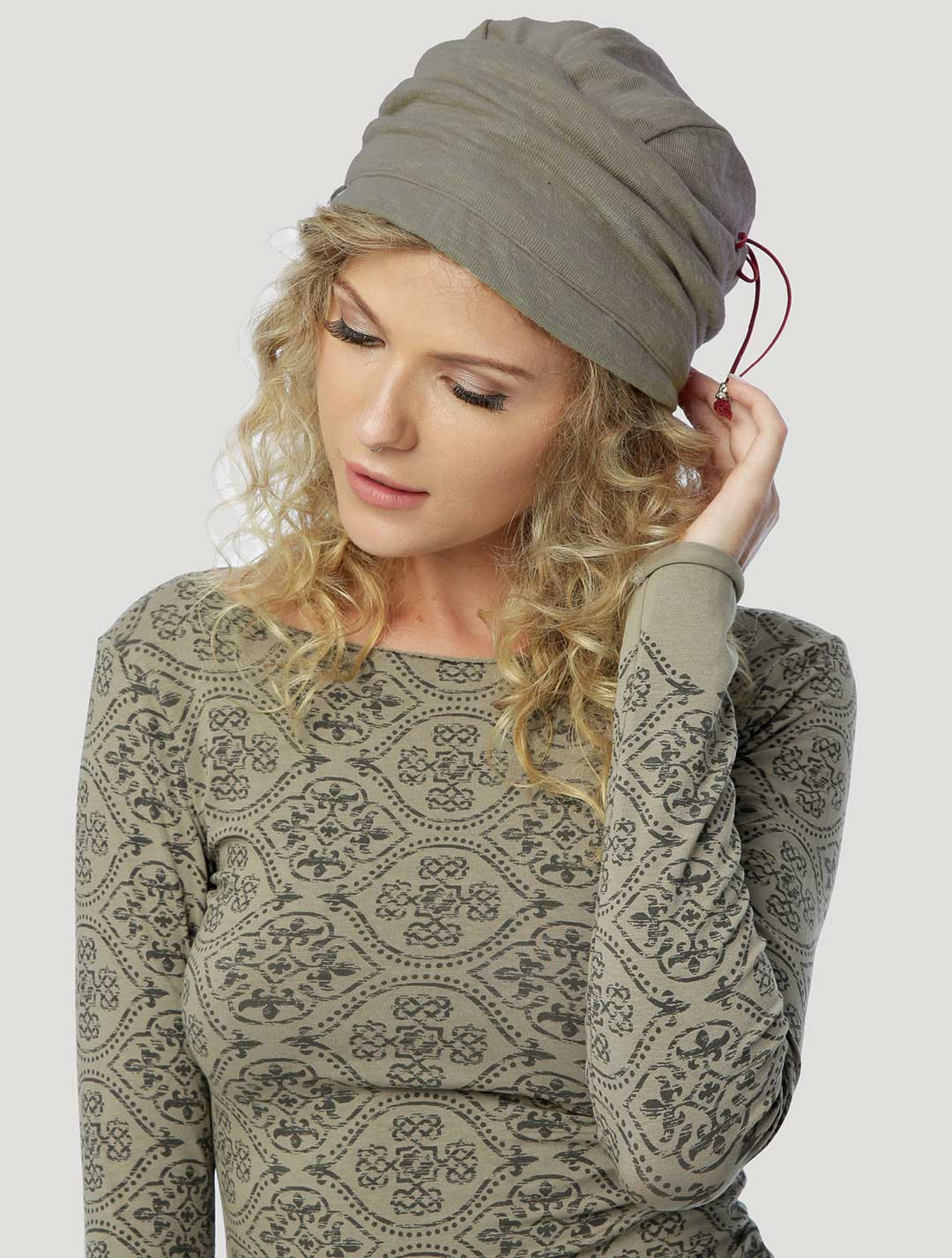 Turban Beanie - Psylo Fashion
