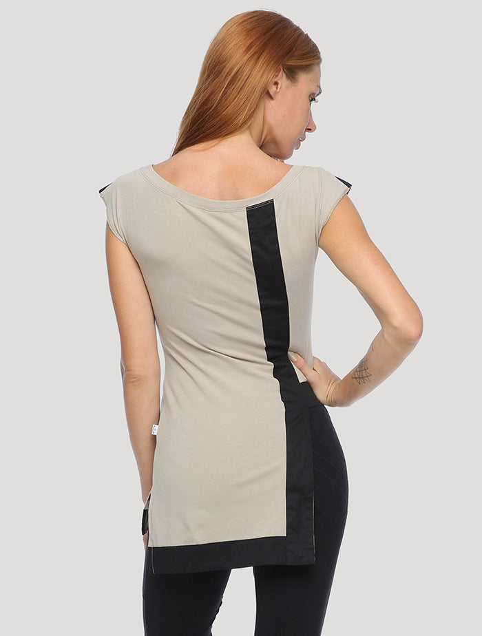 Venus Sleeveless Tunic