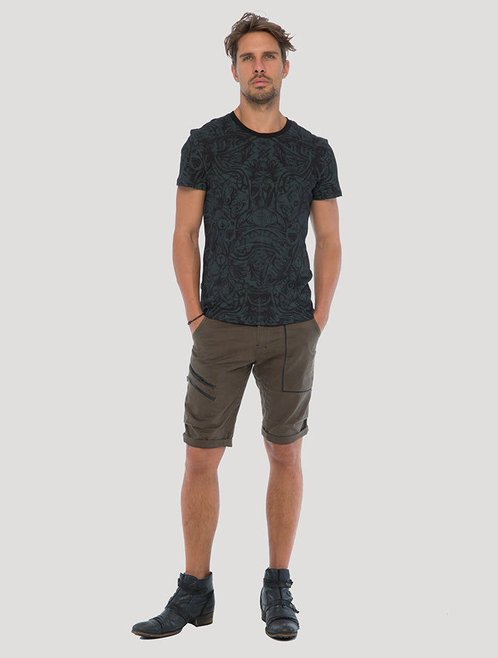 Warrior Short Sleeves Tee