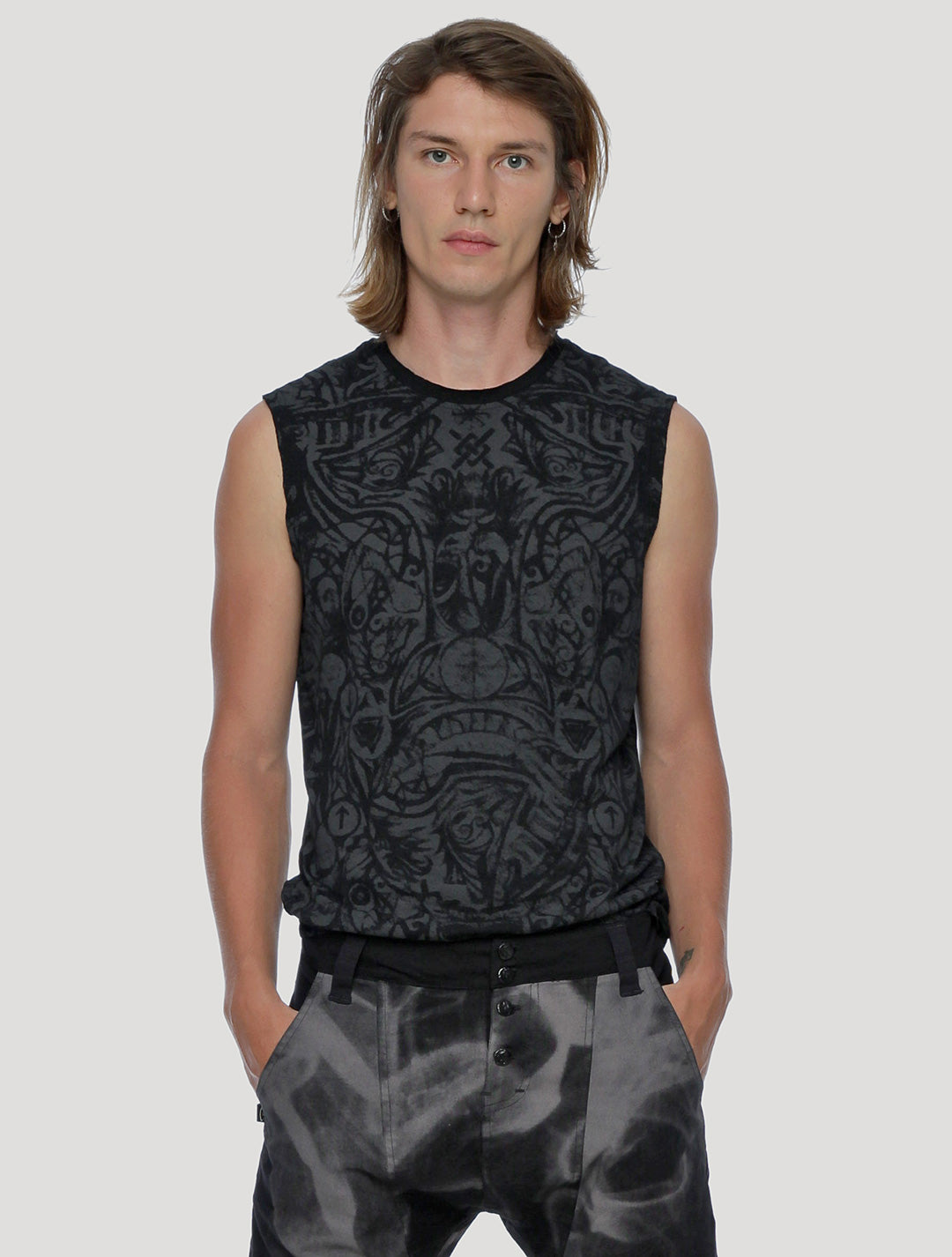 Warrior Sleeveless Tee