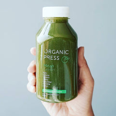 Mean Green Organic Press