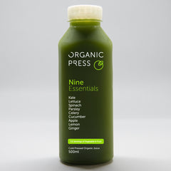 Organic Press Nine Essentials