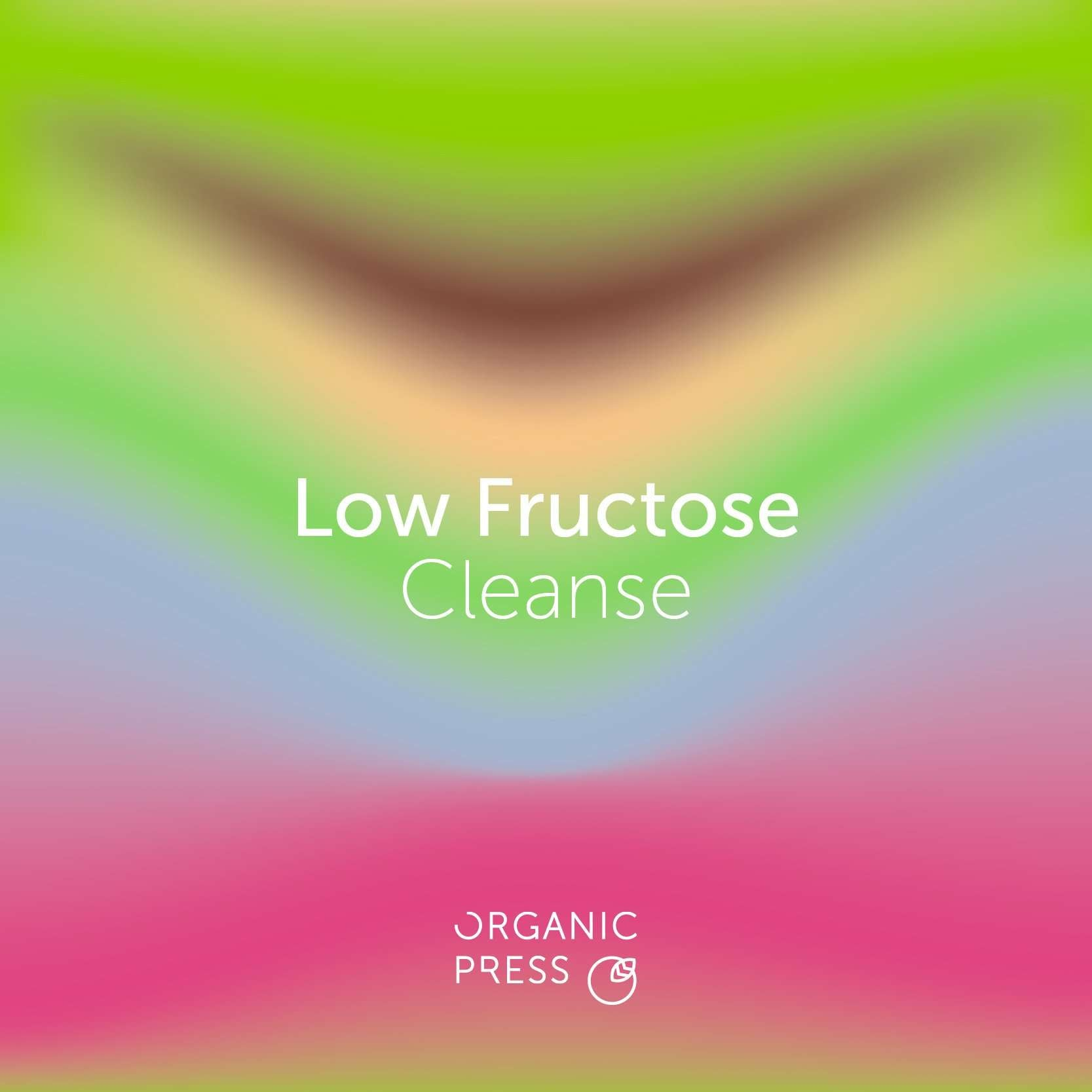 Premium Low Fructose Cleanse (8 Juices)