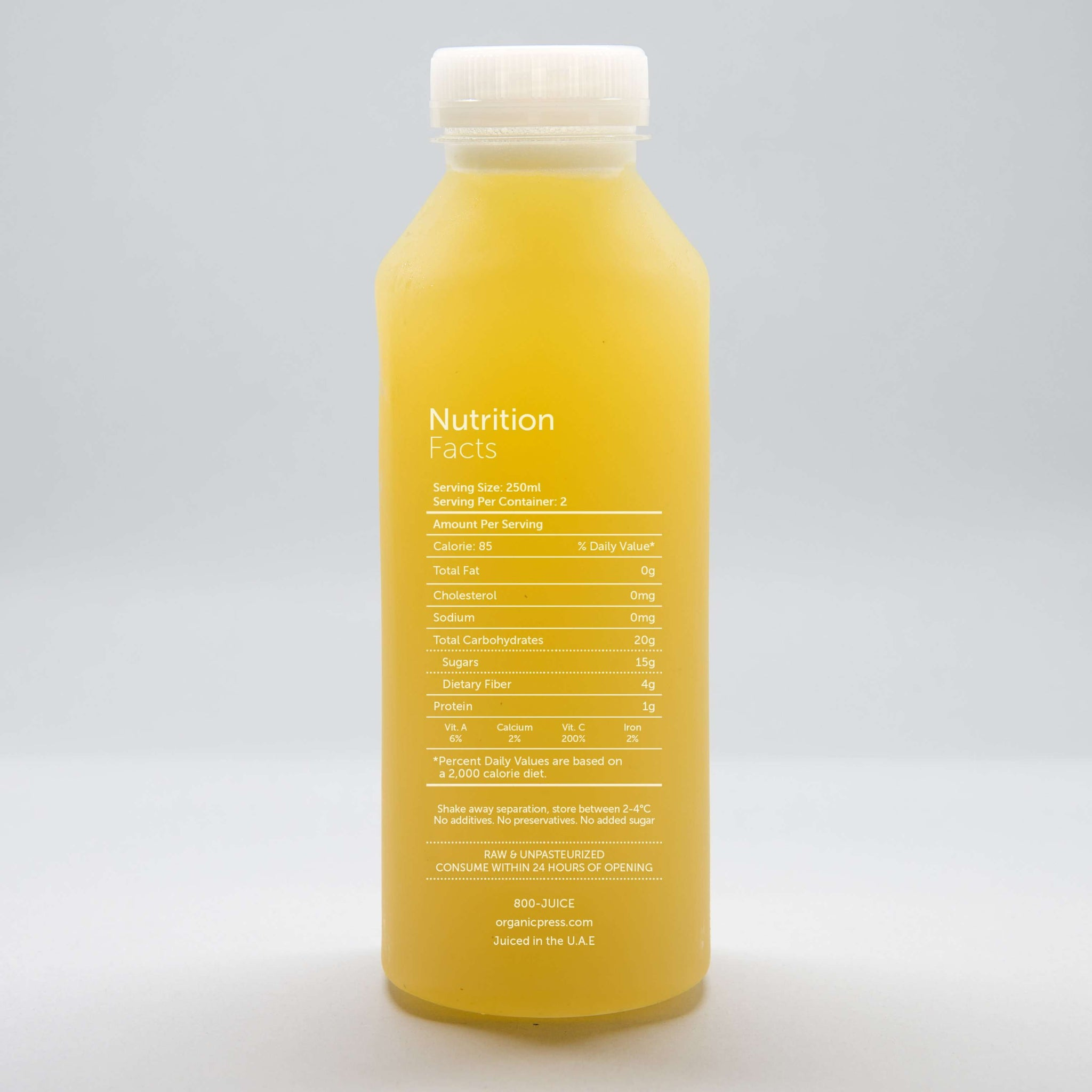 Tropical Bliss: Pineapple, Apple & Mint (500ml)