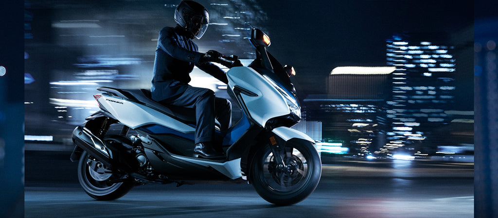 Forza 300. The New Bench Mark.$9,290 Ride Away.