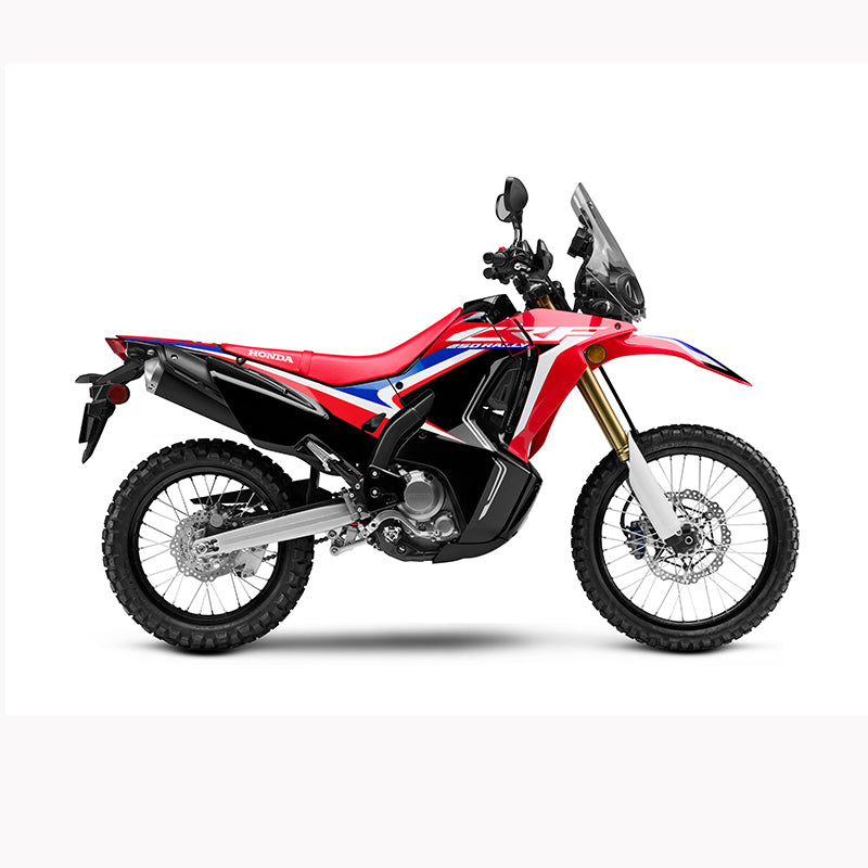 Honda Crf250 Rally Go Anywhere Scooterama