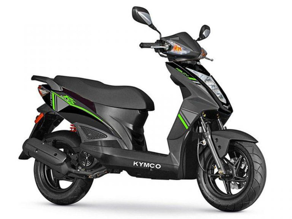 $2,888. 19 model ALL NEW MODEL KYMCO AGILITY RS 125 3 Months Registration. Includes Mobile Phone Holder, Charger. 3 Years Warranty.