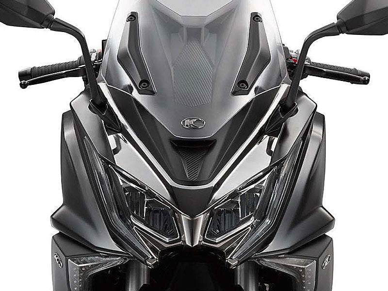 Kymco AK550. Save $1,000. Ride Away.
