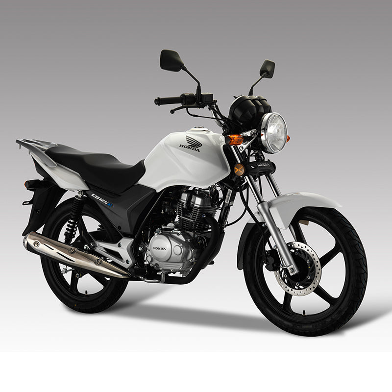 Honda CB125e. What? A Honda Motorcycle at this Price!